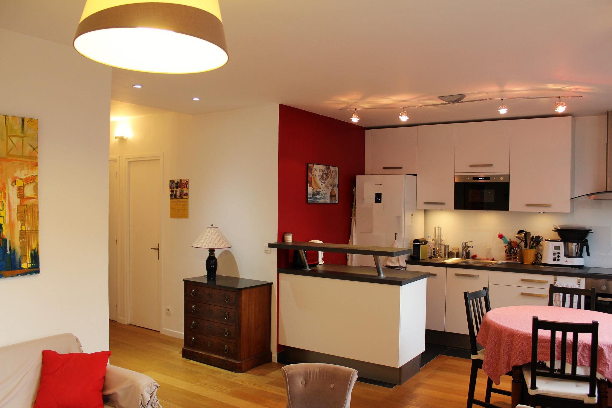vente m tro marcel sembat 2 3 pi ces. Black Bedroom Furniture Sets. Home Design Ideas